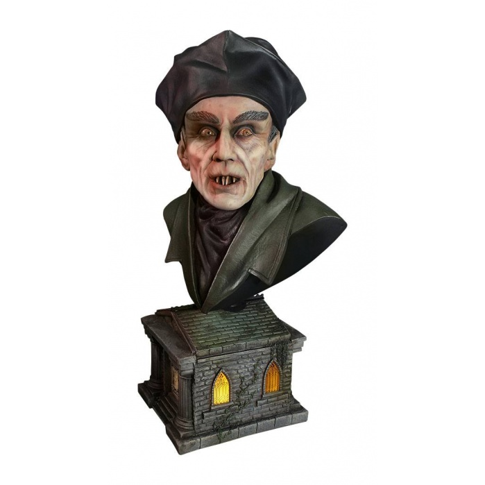 Nosferatu Bust 1/2 scale Quarantine Studio Product