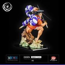 Oden Ikigai One Piece Statue | Tsume-Art