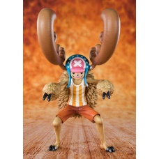 One Piece FiguartsZERO PVC Statue Cotton Candy Lover Chopper Horn Point Ver. | Tamashii Nations