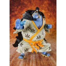 One Piece FiguartsZERO PVC Statue Knight of the Sea Jinbe | Tamashii Nations