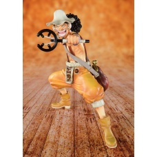 One Piece FiguartsZERO PVC Statue Sniper King Usopp | Tamashii Nations