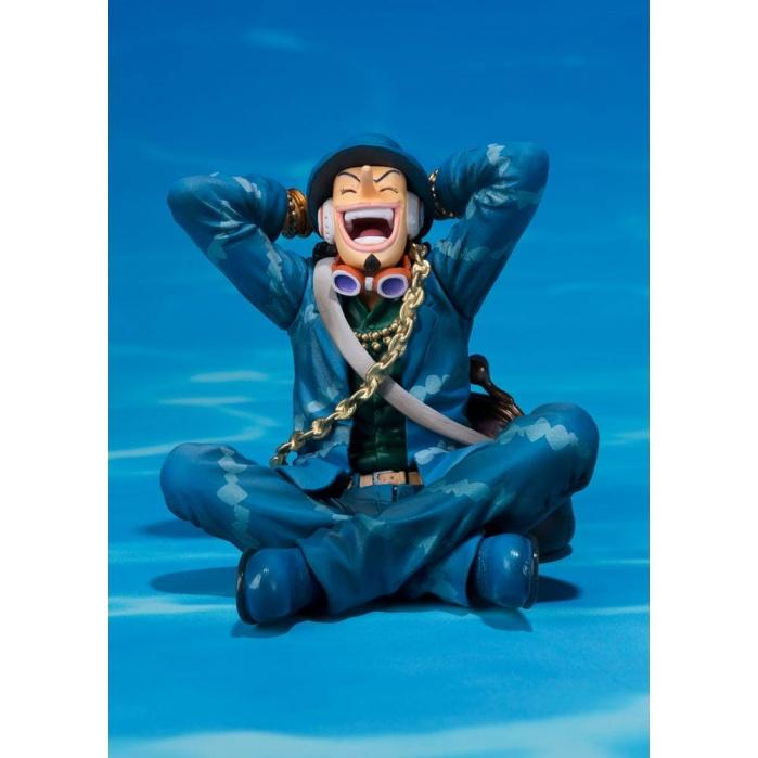 One Piece FiguartsZERO PVC Statue Usopp 20th Anniversary Ver. 7 cm MegaHouse Product
