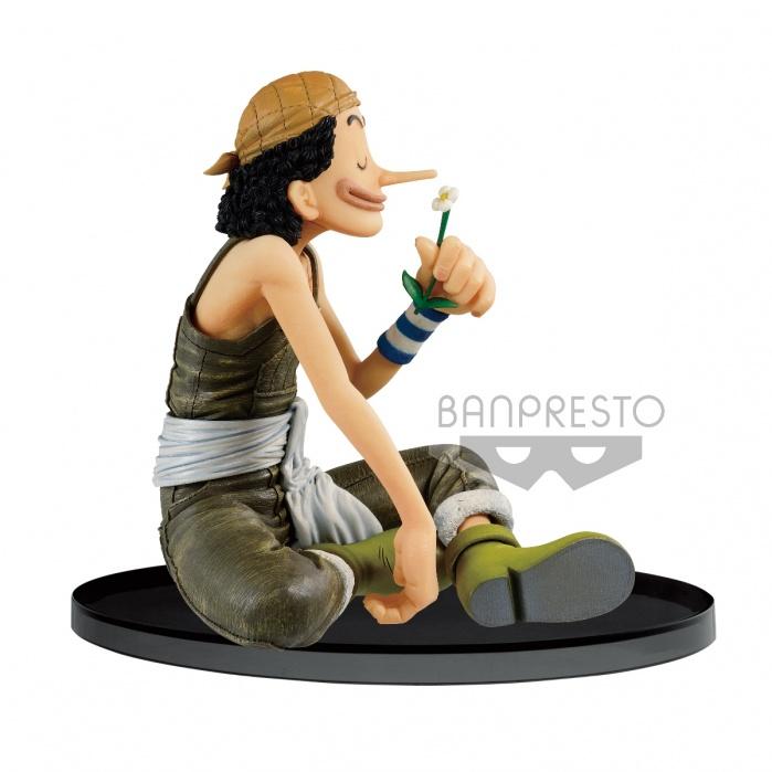 One Piece: World Colosseum 2 - vol.1 Figure - Usopp Banpresto Product
