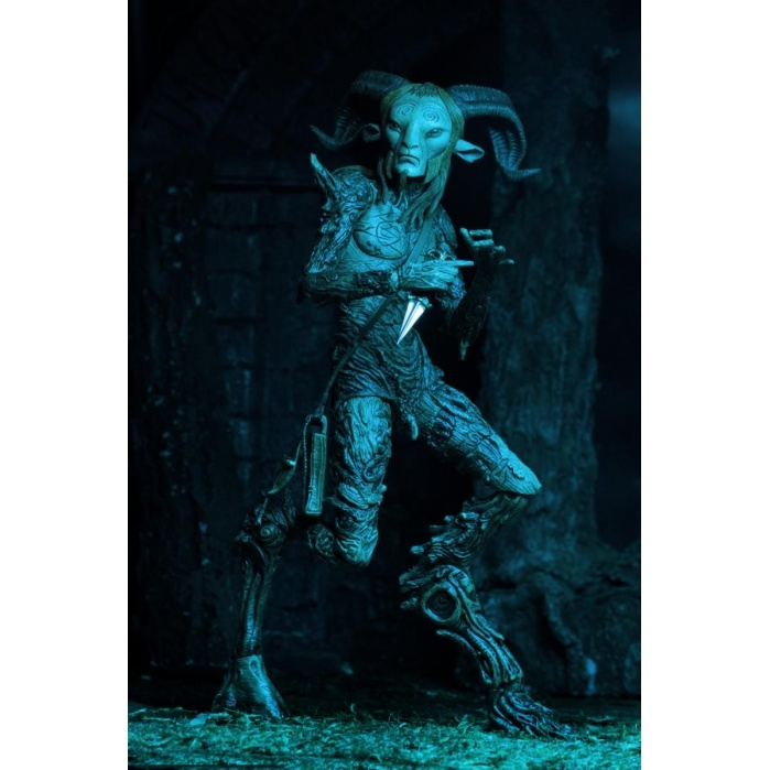 Pan's Labyrinth: Faun 7 inch Scale Action Figure NECA Product