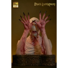 Pans Labyrinth: The Pale Man 1:1 Scale Bust | Elite Creature Collectibles