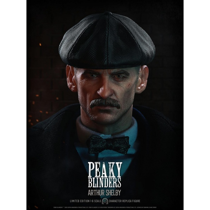 Peaky Blinders: Arthur Shelby 1:6 Scale Figure Big Chief Studios Product