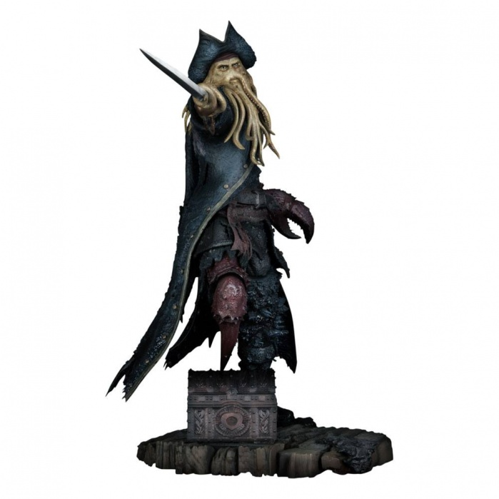 Pirates of the Caribbean: At Worlds End Master Craft Statue Davy Jones Beast Kingdom Product
