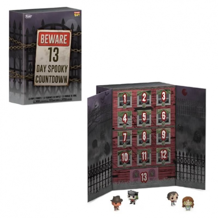 Pocket Pop! Advent Calendar: 13 - Day Spooky Countdown Funko Product