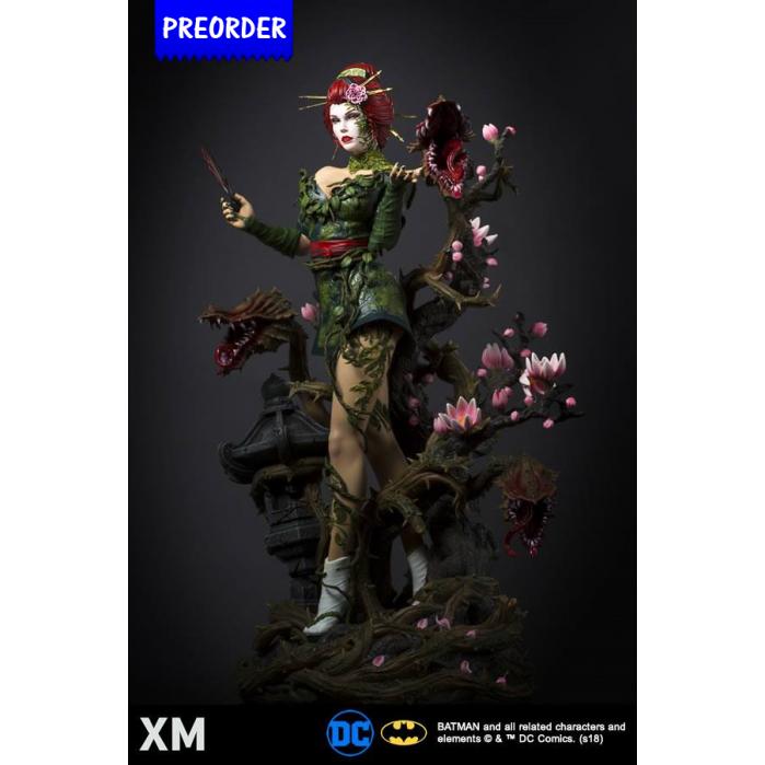 Poison Ivy 1/4 Premium Statue XM Studios Product
