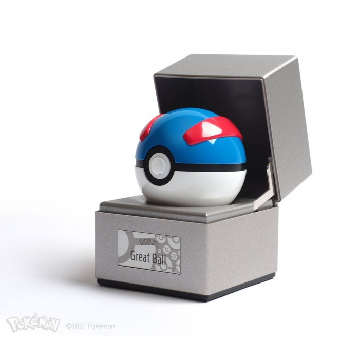 Pokémon Diecast Replica Great Ball Wand Company Product