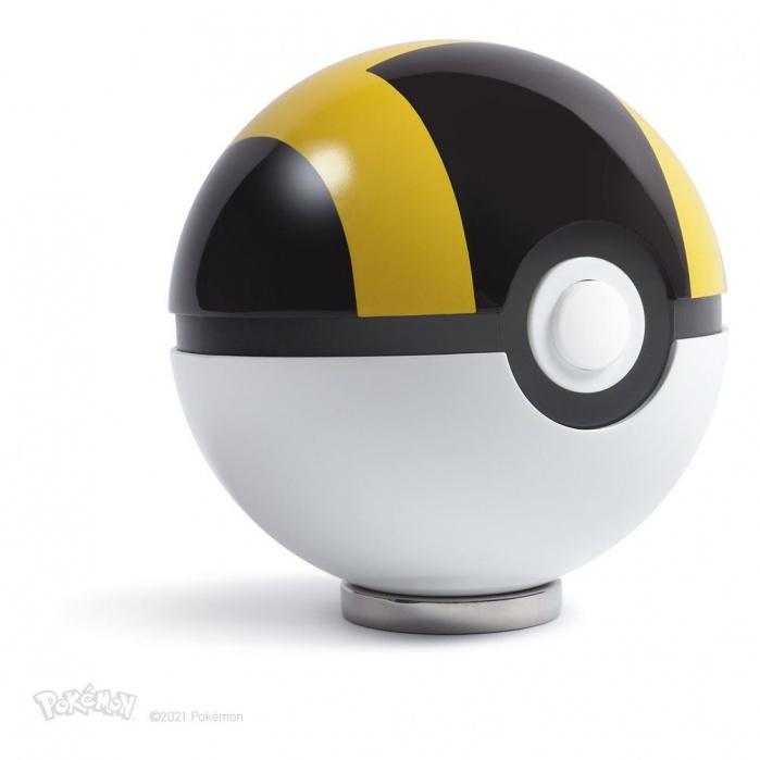 Pokémon Diecast Replica Ultra Ball Wand Company Product