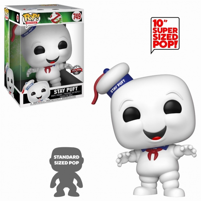 Pop! Movies: Ghostbusters - 10 inch Stay Puft LE Funko Product