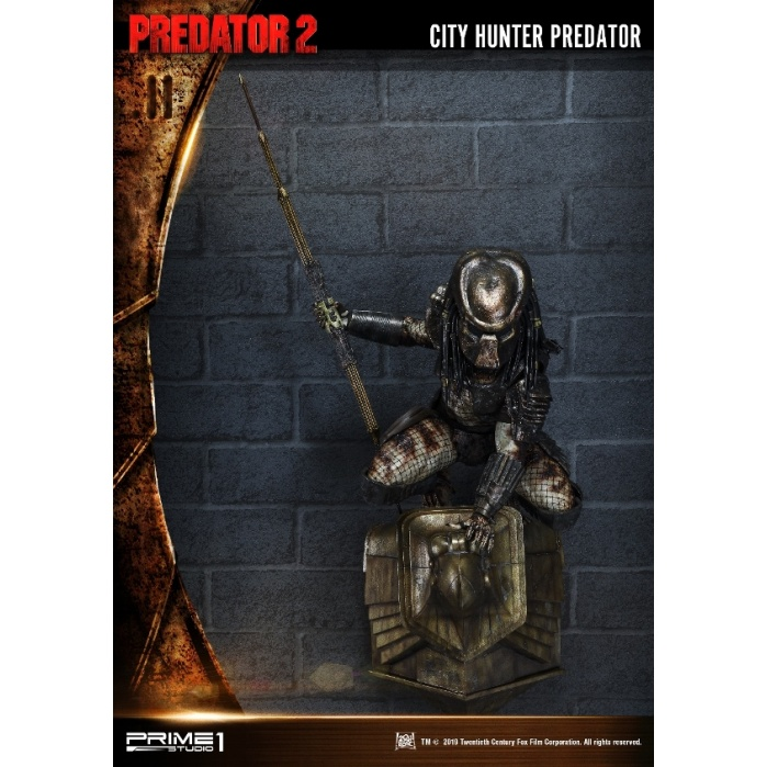 Predator 2: City Hunter Predator Wall Art Prime 1 Studio Product