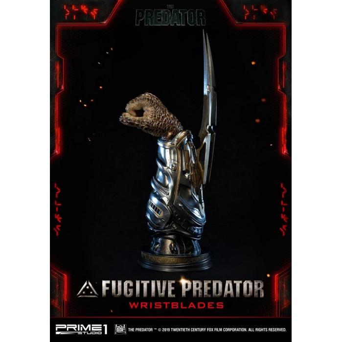 Predator 2018 Bust 1/1 Fugitive Predator Wristblades Prime 1 Studio Product