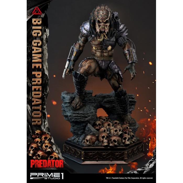 Predator Comics: Big Game Predator Statue Prime 1 Studio Product