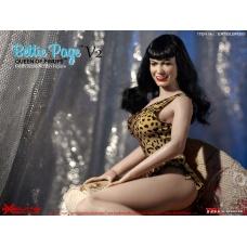 Queen of Pinups: Bettie Page 1:6 Scale Action Figure | ARH Studios