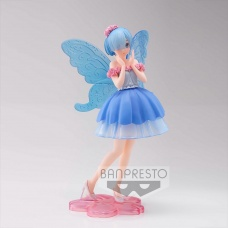 Re:Zero Starting Life in Another World: Rem Fairy Elements Espresto PVC Statue | Banpresto