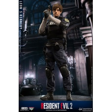 Resident Evil 2: Leon S. Kennedy 1:6 Scale Figure   Sideshow Collectibles