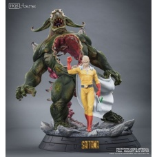 Saitama HQS statue One Punch Man Tsume-Art Product Image
