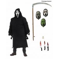 Scream: Ultimate Ghostface 7 inch Action Figure | NECA