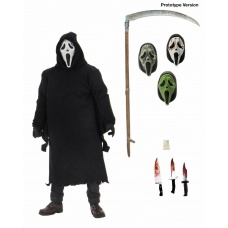 Scream: Ultimate Ghostface 7 inch Action Figure NECA Product Image