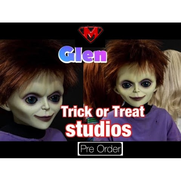 Seed of Chucky Prop Replica 1/1 Glen Doll Trick or Treat Studios Product