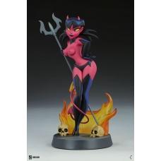 Shane Glines: Devil Girl Statue - Sideshow Collectibles (EU)