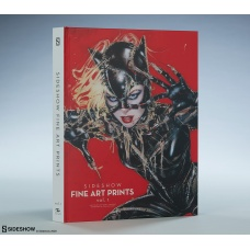 Sideshow: Fine Art Prints Vol. 1 Hardcover Book | Sideshow Collectibles