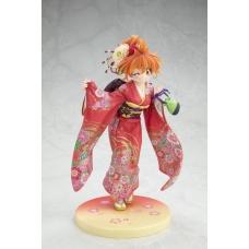 Slayers: Lina Inverse Kimono 1:7 Scale PVC Statue | Goodsmile Company