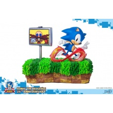 Sonic the Hedgehog Diorama 25th Anniversary | First 4 Figures