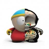 South Park: Treasure Cartman8 inch Anatomy Art Figure Kidrobot Product