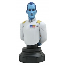 Star Wars Animated: Rebels - Grand Thrawn 1:7 Scale Bust - Gentle Giant Studios (EU)