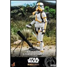 Star Wars: Artillery Stormtrooper 1:6 Scale Figure   Hot Toys