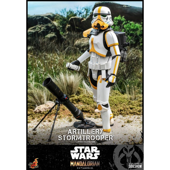 Star Wars: Artillery Stormtrooper 1:6 Scale Figure Hot Toys Product