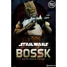 Star Wars Bossk Sideshow Exclusive 1/6 Action Figure Sideshow Collectibles Product Image