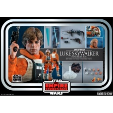 Star Wars Episode V Movie Masterpiece Action Figure 1/6 Luke Skywalker (Snowspeeder Pilot) | Hot Toys