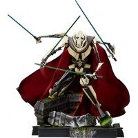 Star Wars: General Grievous Premium 1:4 Scale Statue Sideshow Collectibles Product