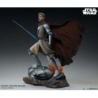 Star Wars: General Obi-Wan Kenobi Mythos Statue Sideshow Collectibles Product