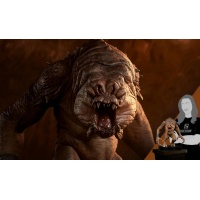 Star Wars: Rancor Statue Sideshow Collectibles Product