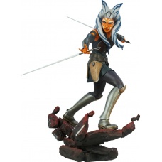 Star Wars: Rebels - Ahsoka Tano 1:4 Scale Statue | Sideshow Collectibles