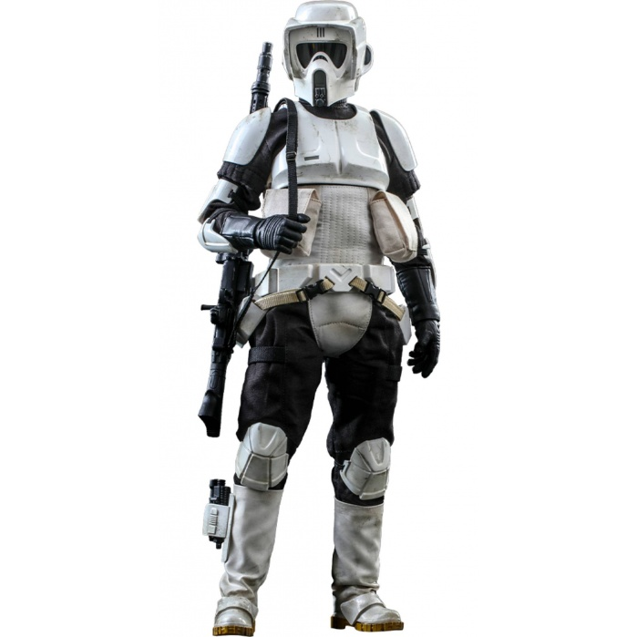 Star Wars: Return of the Jedi - Scout Trooper 1:6 Scale Figure Hot Toys Product