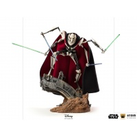 Star Wars: Revenge of the Sith - General Grievous 1:10 Scale Statue Iron Studios Product