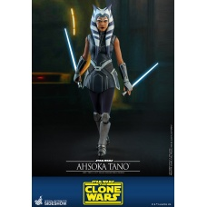 Star Wars: The Clone Wars - Ahsoka Tano 1:6 Scale Figure - Hot Toys (EU)