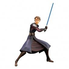 Star Wars The Clone Wars ARTFX+ PVC Statue 1/10 Anakin Skywalker 19 cm | Kotobukiya