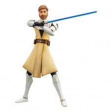 Star Wars The Clone Wars ARTFX+ PVC Statue 1/10 Obi-Wan Kenobi | Kotobukiya
