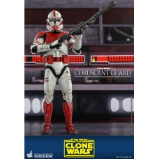 Star Wars: The Clone Wars - Coruscant Guard 1:6 Scale Figure | Hot Toys
