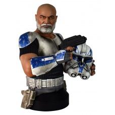 Star Wars: The Clone Wars - Deluxe Commander Rex 1:6 Scale Bust - Gentle Giant Studios (EU)