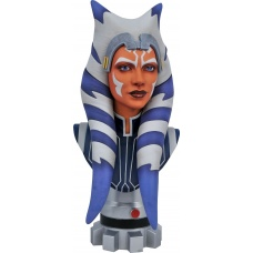 Star Wars: The Clone Wars - Legends in 3D Ahsoka Tano 1:2 Scale Bust | Gentle Giant Studios