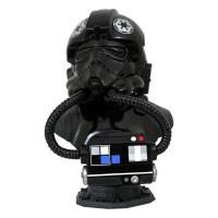 Star Wars The Clone Wars Legends in 3D Bust 1/2 TIE Pilot 25 cm Gentle Giant Studios Product