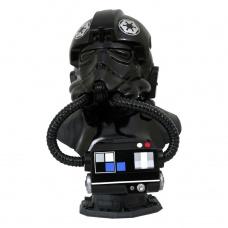 Star Wars The Clone Wars Legends in 3D Bust 1/2 TIE Pilot 25 cm | Gentle Giant Studios